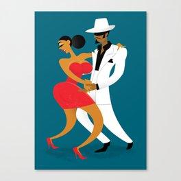 Last Tango in Cuba Canvas Print