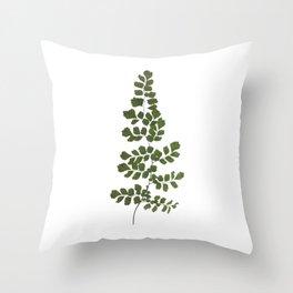 Växt Throw Pillow