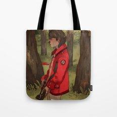 The Hunter's Code Tote Bag