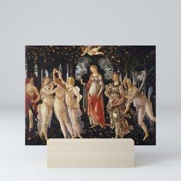 Sandro Boticelli's Primavera Mini Art Print