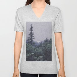 Hang Low, Stand Tall Unisex V-Neck