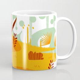 Summer Reading Girl Under Tree Coffee Mug