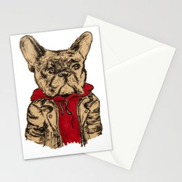 Cool Dog Stationery Cards