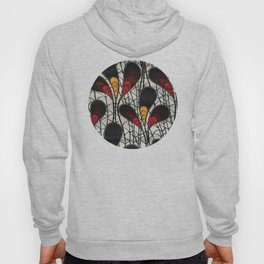African Tribal Pattern No. 105 Hoody