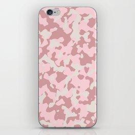 Camouflage Wedding iPhone Skin