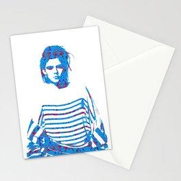 Fashion: Stripes Stationery Cards