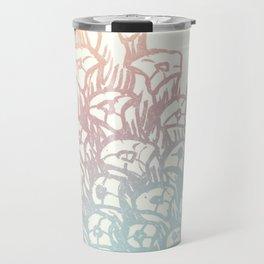 Rainbow Pine Cone II Travel Mug