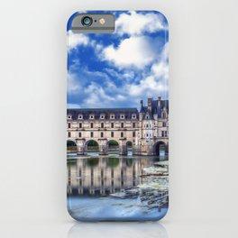 Beautiful Chateau de Chenonceau   iPhone Case