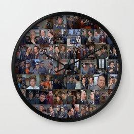 Hogan's Heroes Wall Clock