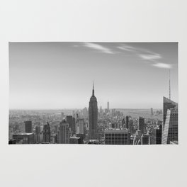 New York City - Empire State Building Rug
