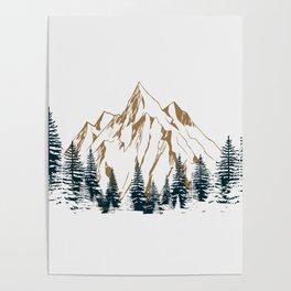 mountain # 4 Poster