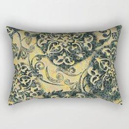 The Queen's Blanket Rectangular Pillow