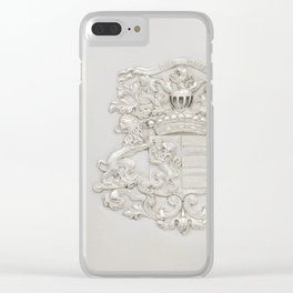 Dutch Masters | Communion Platter Clear iPhone Case