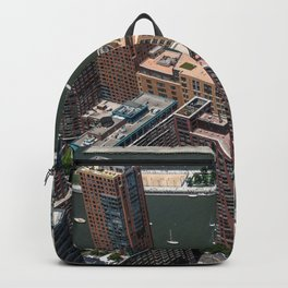 Elevation - New York City Backpack
