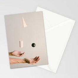 Telekinetic force manipulation Stationery Cards