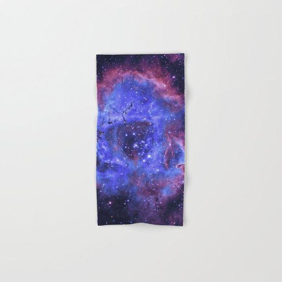Supernova Explosion Hand & Bath Towel