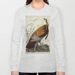 Great American Cock (Wild Turkey) Long Sleeve T-shirt