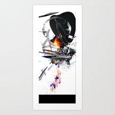 FLUGENDETHIRNOMME Art Print