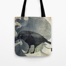 From a raven child Tote Bag