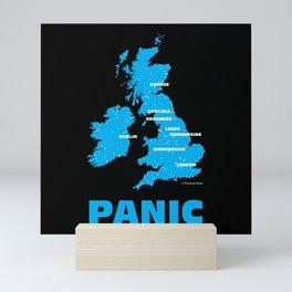 Panic Mini Art Print