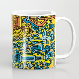 THERE WILL BE OIL Coffee Mug