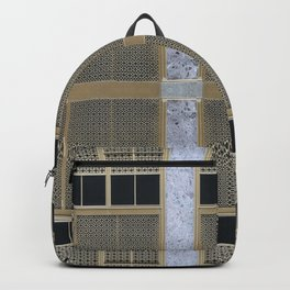 The Wall (pattern #2) Backpack