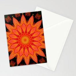Kaleidoskop Blume Stationery Cards