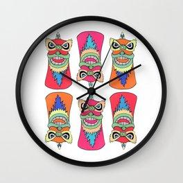 Dancing Dragon Wall Clock