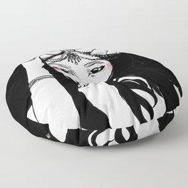 Shelly! Floor Pillow