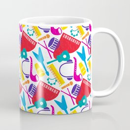 Musical Parade Coffee Mug