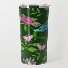 zakiaz magical forest Travel Mug