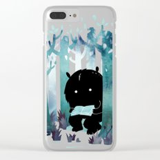 A Quiet Spot Clear iPhone Case