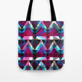 Cold Mountains  Tote Bag