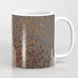Halloween Splatter Pattern Coffee Mug