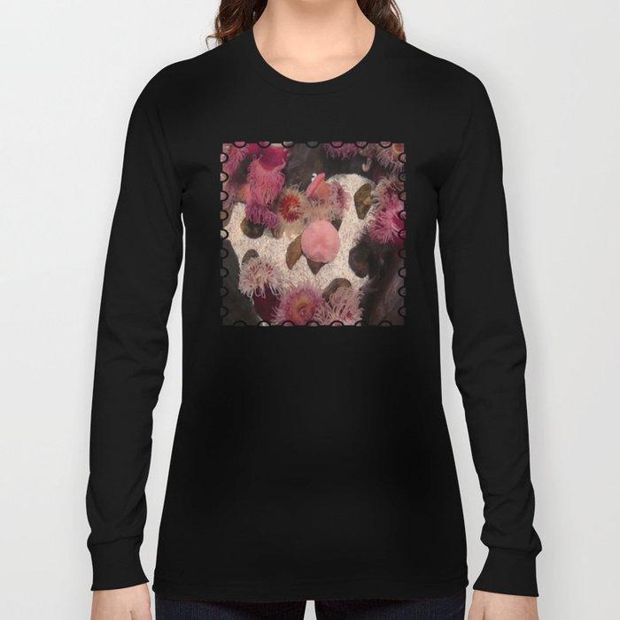 A Stroll through The Sea Garden Long Sleeve T-shirt