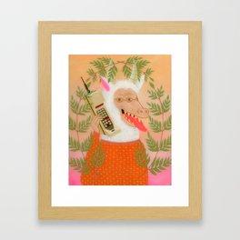 Bennett Framed Art Print