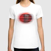 ferrari T-shirts featuring Ferrari Testarossa by Rainer Steinke