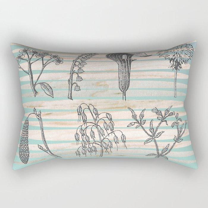 Flourish Rectangular Pillow