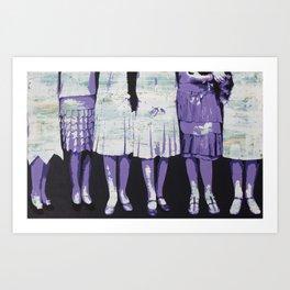 Some Girls Art Print