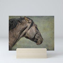 Garcia No. 1- Pryor Mustangs Mini Art Print