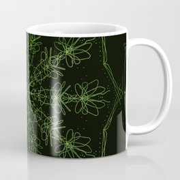 green sun Coffee Mug