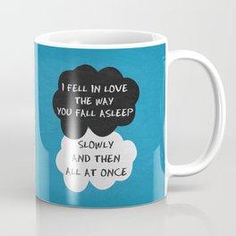 The Fault 04 Coffee Mug
