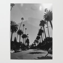 Old Times Los Angeles Poster