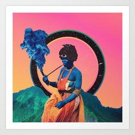 Xhosa II Art Print