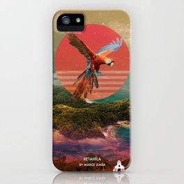 RETAHÍLA iPhone Case