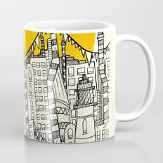 Big Sun Small City Mug