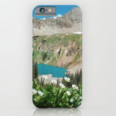 The Blue Lakes of Colorado iPhone 6s Slim Case