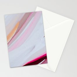 Abstract Brush Strokes, II Stationery Cards
