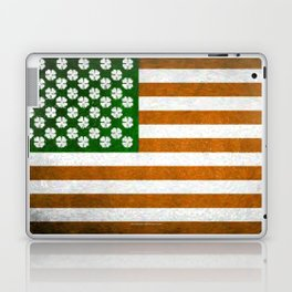 Irish American 015 Laptop & iPad Skin