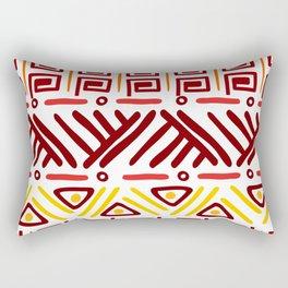Tribal Fix Rectangular Pillow